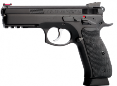 CZ 75 SP-01 SHADOW cal. 9mm Luger