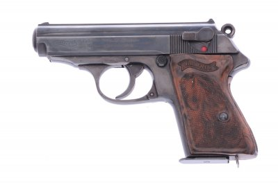 Pistole Walther PPK 7,65Br.