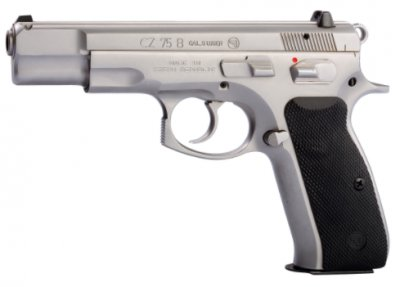 CZ 75 B STAINLESS cal. 9mm Luger