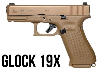 Glock 19X cal. 9mm Luger
