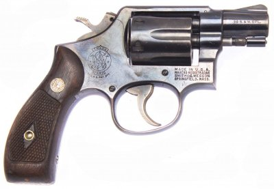 Revolver Smith & Wesson 10-9