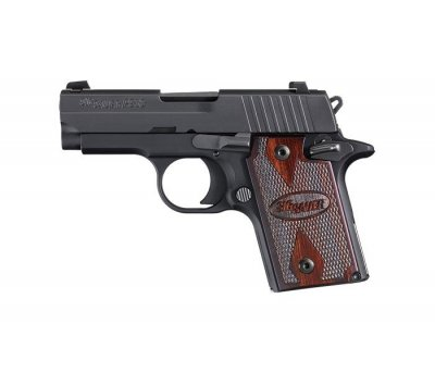 Sig Sauer P938 Rosewood Micro Compact cal. 9mm Luger