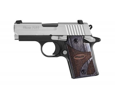 Sig Sauer P938 Blackwood Micro Compact cal. 9mm Luger