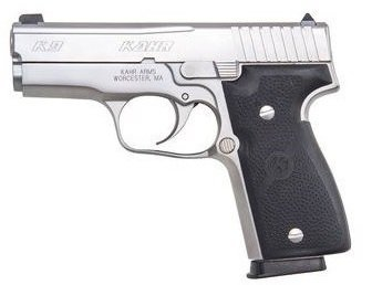 "Kahr Arms K9 Stainless 3,5"" Premium cal. 9 mm Luger"