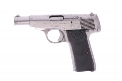 Pistole Walther  mod. 4 7,65Br.