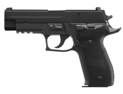 Sig Sauer P226 AL SO BT Black cal. 9mm Luger