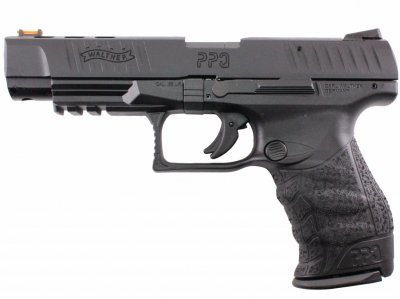 "Walther PPQ M2 5"" cal. 22 LR"