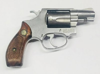 Revolver Smith & Wesson Model 60 cal. 38 Spec.