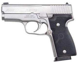 "Kahr Arms K40 Stainless Matte 3,5"" Premium cal. 40 S&W"