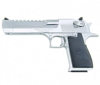 "Desert Eagle XIX 6"" Polished Chrome cal. 357 Magnum"