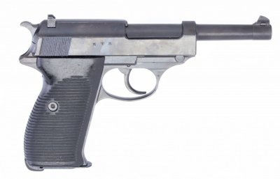 Pistole P38 Walther