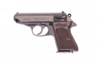 Pistole Walther PPK Stav A