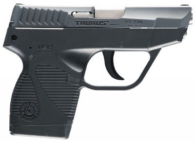 Pistole Taurus PT-738 TCP, 9mm Browning