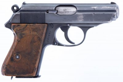 Pistole Walther PPK 7,65Br