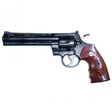 "Revolver Colt, Model: Python Elite, Ráže: .357 Mag., hl.: 6"", Royal Blue"