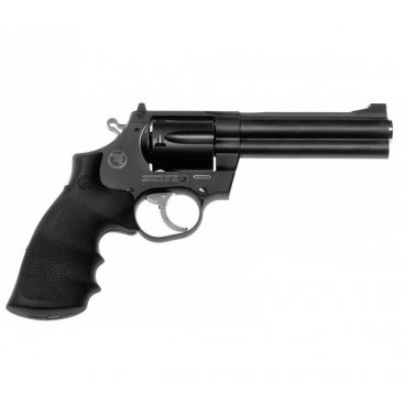 "Revolver Korth, Model: National Standard, Ráže: .357 Mag., hl.: 5,25"", SA/ DA, 6 ran"