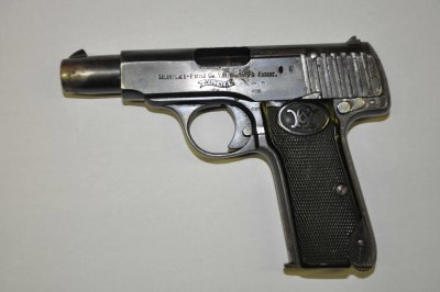 Pistole Walther 4 cal. 7,65mm Browning