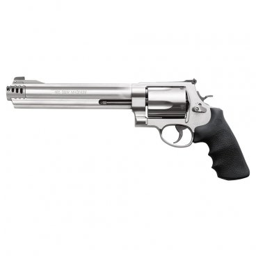 "Revolver Smith a Wesson, Model: 460XVR, Ráže: .460 SW Mag., hl.: 8,3"", 5ran, nerez"
