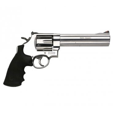 "Revolver Smith a Wesson, Model: 629 Classic, Ráže: .44Mag, hl. 6,5"", 6 ran, nerez"