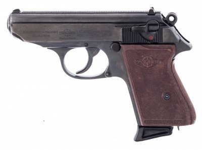 Pistole Walther PPK .22LR