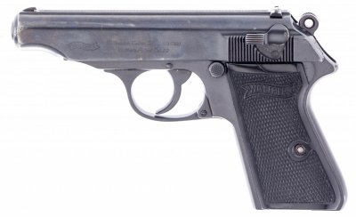 Pistole Walther PP 7,65 Browning