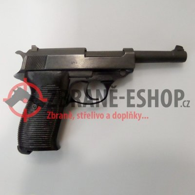 Pistole WALTHER P38/P1 (9mm Luger)