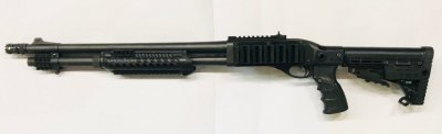 Brokovnice Remington 870 Express Tactical cal. 12/76