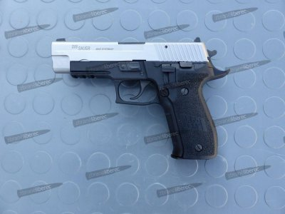 SIG SAUER  P226 AL SO BT - Two Tone