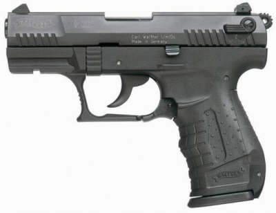 Pistole Walther P22 - .22LR