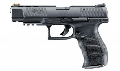 "Pistole Walther PPQ M2 5"" (.22 LR)"