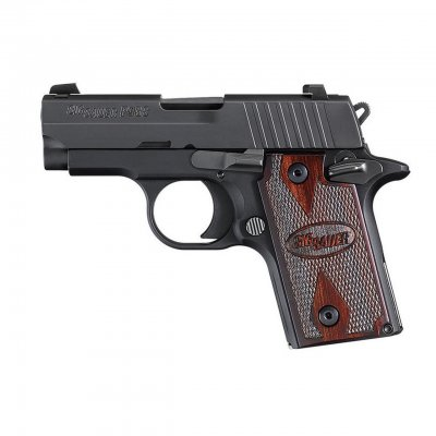 Pistole Sig Sauer P938 Rosewood