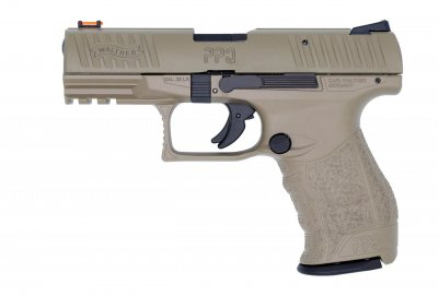 Pistole Walther PPQ M2 FDE (.22 LR)