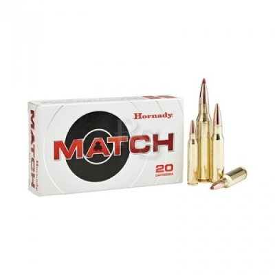 Náboje Hornady 6,5mm Creedmoor 140 gr, ELD Match 20ks
