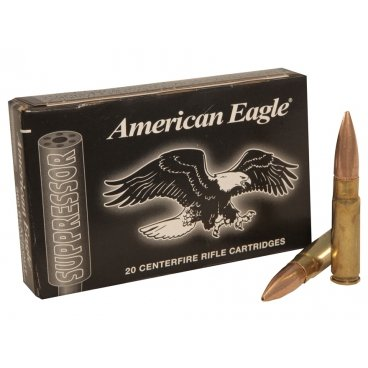 Náboj kulový Federal, American Eagle, .300 Blackout, 220GR, OTM