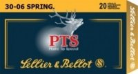 30-06 Spr. Sellier & Bellot PTS 11,7 g
